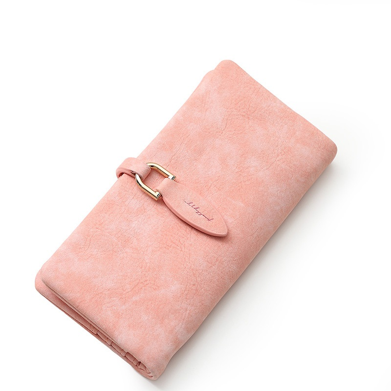 2017 Latest Women leather Leaf Long Wallet Female Coin Purse Change Clasp Purse Money Bag Coin Card Holders Carteras Wallets  2017 hot sale lovely leather long women wallet fashion girls change clasp purse money coin card holders wallets carteras