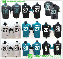 77219f05b Mens Jacksonville Jalen Ramsey Leonard Fournette Blake Bortles Vapor  Untouchable Limited Jersey Shirts(China)