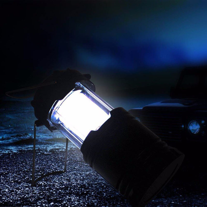 Flashlight LED Rechargeable for outdoor activities hiking security camping