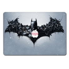 OOYIYO-Adesivo Laptop Top Vinyl Decal Batman Superman Quente Pintura Da Pele Para O Macbook Air Pro Retina 11 13 15 etiqueta do computador(China)