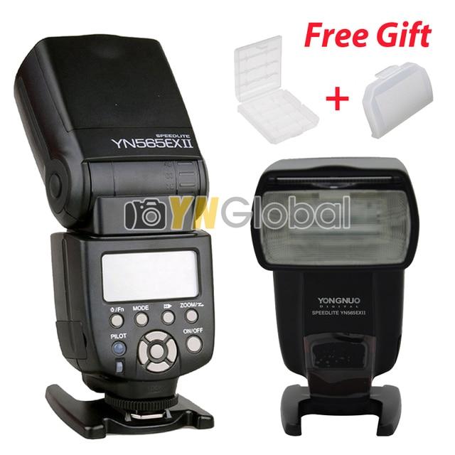 yongnuo yn 565ex ii e ttl ettl flash speedlight w remote for canon rh aliexpress com 430EX II Backlight 430EX II Flashing Red-Light