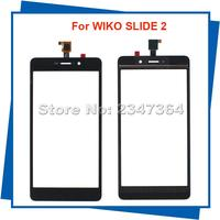 For WIKO Slide 2 Touch Screen Digitizer Assembly 100% Guarantee Mobile Phone Touch Panel With Free Tools