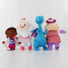 4Styles Selectablbe Doc Mcstuffins Check Up Time the Character Doctor Donny McStuffins Stuffed Animal and Toys