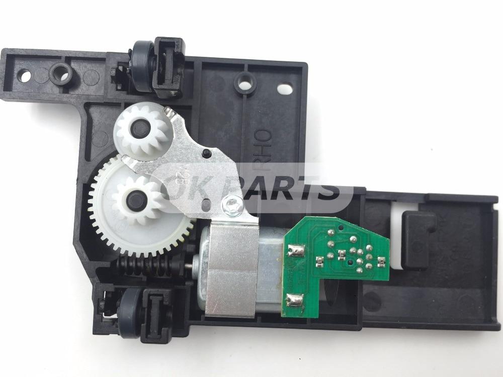 купить CE841-60111 Scanner Head Bracket assembly Unit scanner motor gear assy for HP M1130 M1132 M1136 M1210 M1212 M1213 M1214 M1216 дешево