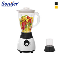 300W Electric Food Processor Professional Blender Mixer Kitchen Appliances Blenders for Electric Fruits and Vegetables Sonifer
