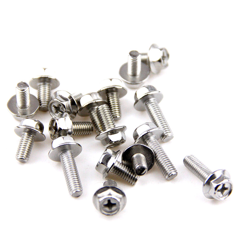 Fully Threaded 5//8 Length 5//8 Length Small Parts Internal Hex Drive Plain Finish Pack of 10 Flat Head 18-8 Stainless Steel Socket Cap Screw #10-24 UNC Threads Vented