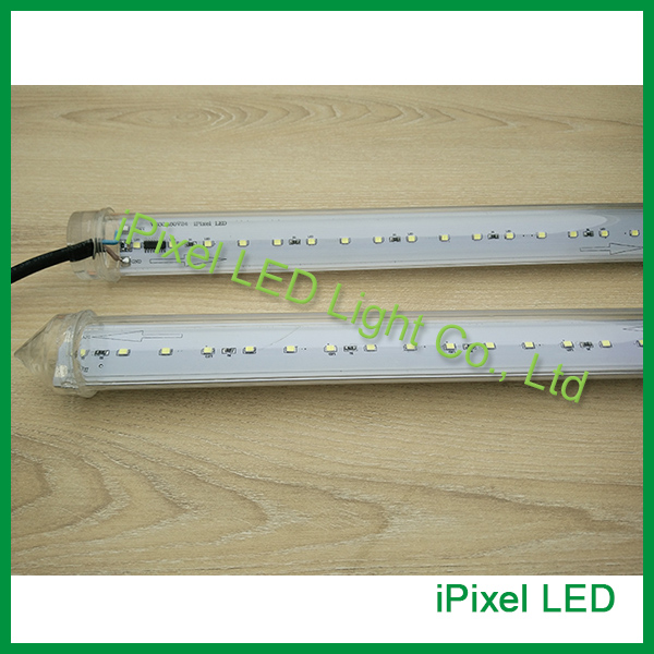 Disco bar madrix led tube meteor hanging tube shower lighting