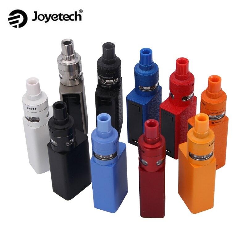Original Joyetech eVic básicos 40 W 1500 mAh caja de batería MOD con 2 ml CUBIS Pro Mini atomizador V4.02 electrónica cigarrillo