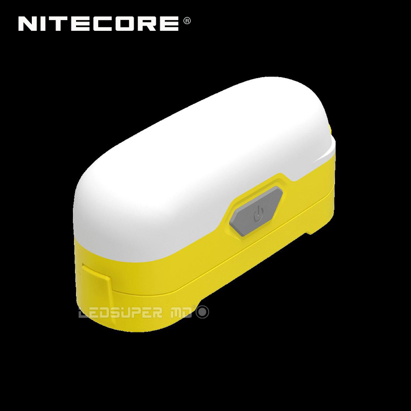 Nitecore LR30 High Colour Rendering Capability Dual Outputs LED Lantern Powered by One 18650 Li ion Battery