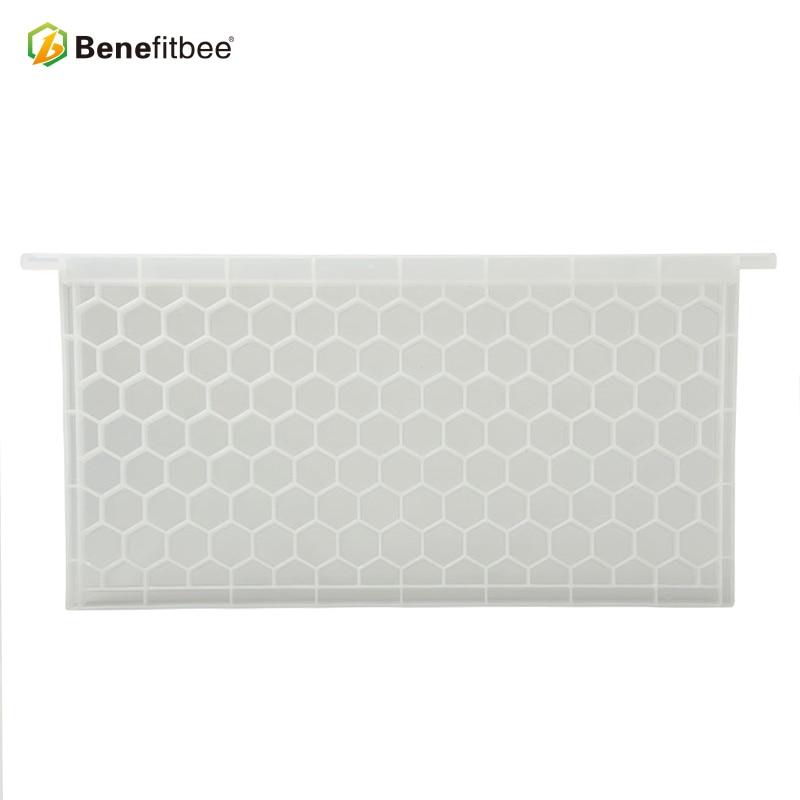Benefitbee Plastic honey frame bee pollen feeders for beekeeping hive beekeeping tool apiculture beehive pollen bee feeder tools in Beekeeping Tools from Home Garden