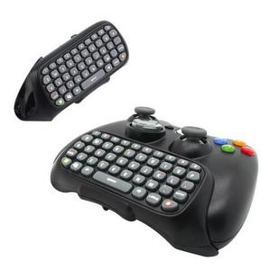 Image 4 - 뜨거운 판매 무선 메신저 Chatpad 키보드 키패드 텍스트 패드 x 박스 360 Xbox360 컨트롤러