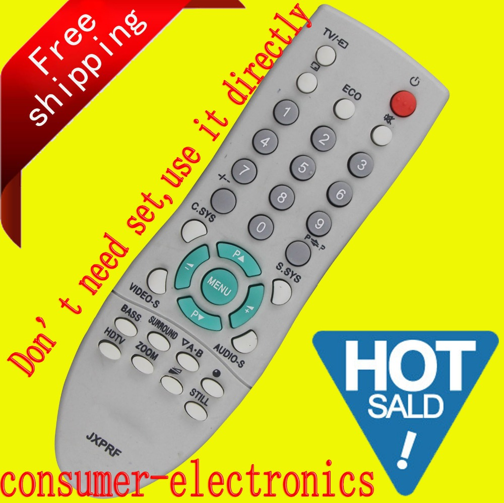 ⑥ Low price for remote control for sanyo tv and get free shipping
