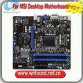 100% Рабочая Desktop Материнских Плат для MSI B75MA-P45 B75 LGA 1155 DDR3 платы поддерживают 22-нм работают отлично