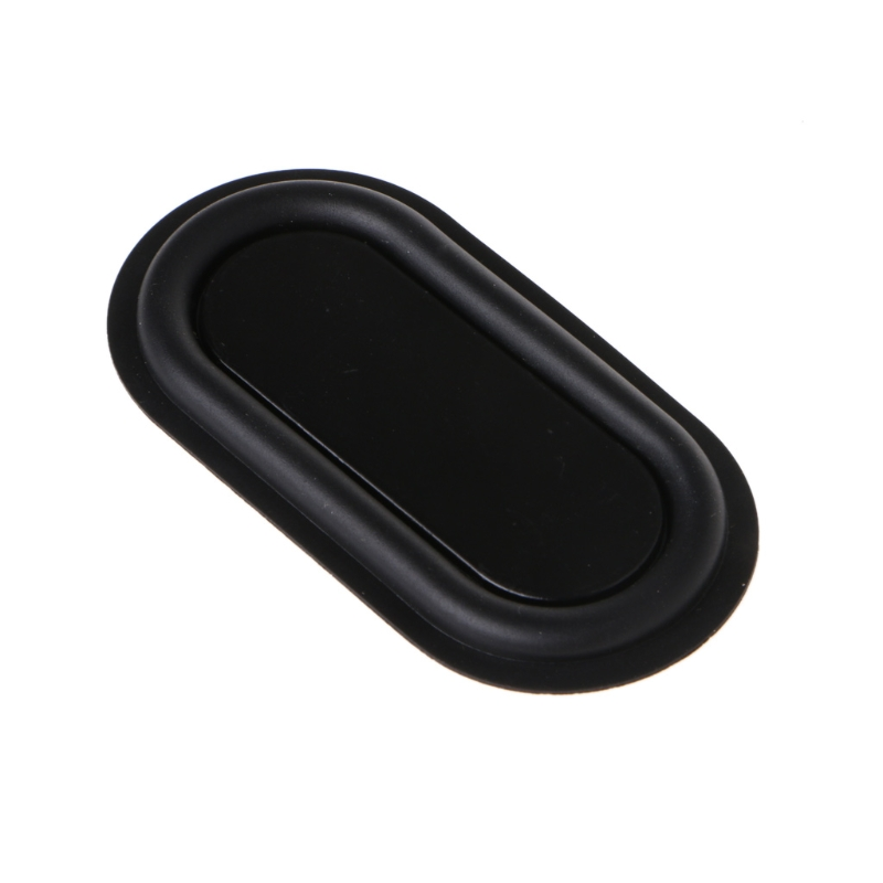 Image 3 - Black 1PC Bass Speaker Passive Radiator Auxiliary Bass Metal Rubber Vibration Plate-in Bookshelf Speakers from Consumer Electronics