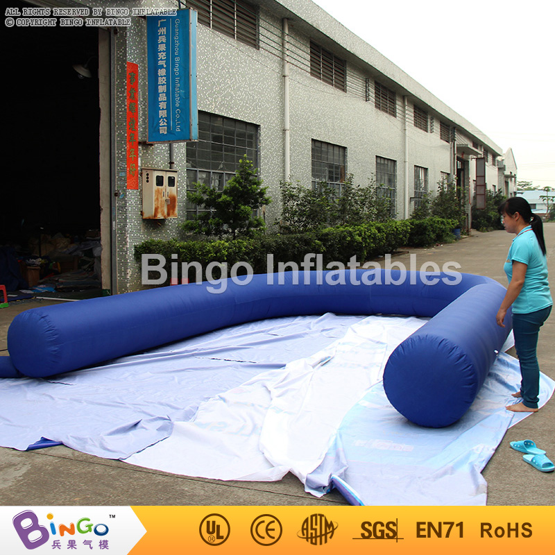 inflatable air bowling field with air blower 5m long BG-A0994 toy sports r001 crazy price pvc 5 5m long inflatable air tight arch