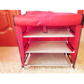 Shoe Racks Shoe cabinet shoes racks storage large capacity single-row non-woven shoe  home furniture