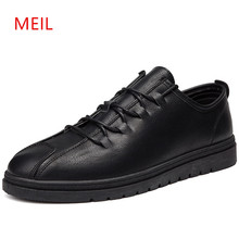 New 2018 Mens Leather Shoes For Men Designer Breathable Boat Shoes Men Casual Lace Up Leather Driving Shoes Men Mocasines Hombre new men lace up casual shoes leather loafers breathable mens driving shoes luxury comfortable designer flats zapatos de hombre