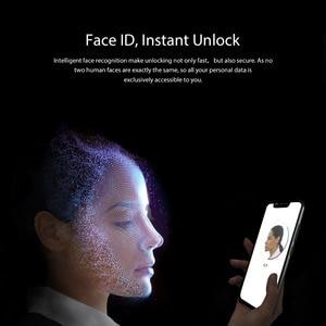 Image 3 - Blackview A30 5.5 pouces Smartphone Quad Core téléphone Mobile 19:9 plein écran 3G téléphone portable MTK6580A Face ID 2GB + 16GB Android 8.1