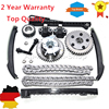 Timing Chain Kit Cam Phaser For Ford F-150 F-250 Lincoln 5.4 TRITON 3-Valve 04-08 XL3Z-6306-AA 4L3Z6M256AA F85Z-6M274-AA 917-250