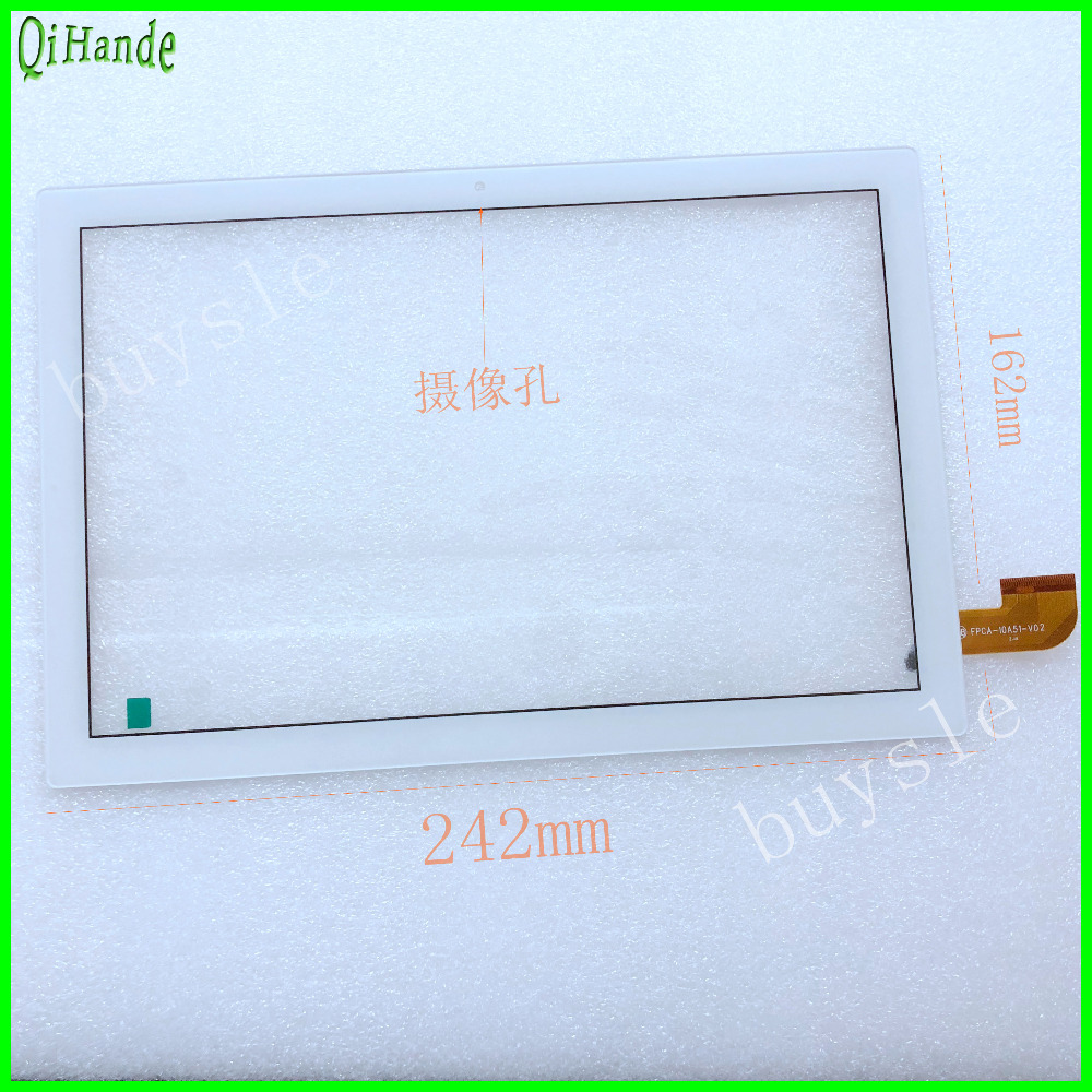 New For 10.1 TeClast P10 Tablet Capacitive touch screen panel Digitizer Glass Sensor replace Teclast TPad P10 Octa Core RK3368