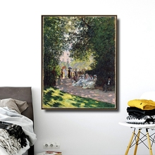 In Dimonso by Monet Posters and Print Canvas Painting Calligraphy Wall Pictures for Living Room Bedroom Home Decor rouen cathedral portal by monet posters and print canvas painting calligraphy wall pictures for living room bedroom home decor