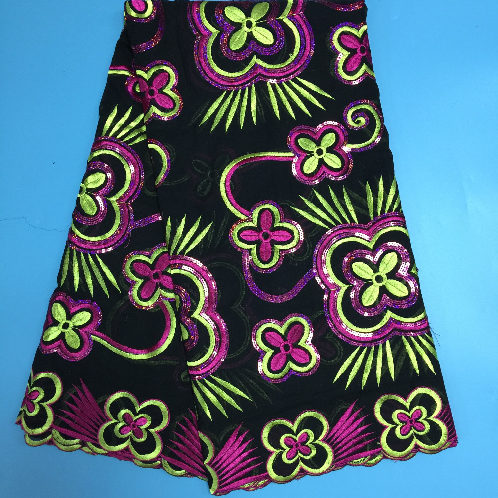 High Color Fabric Sequins