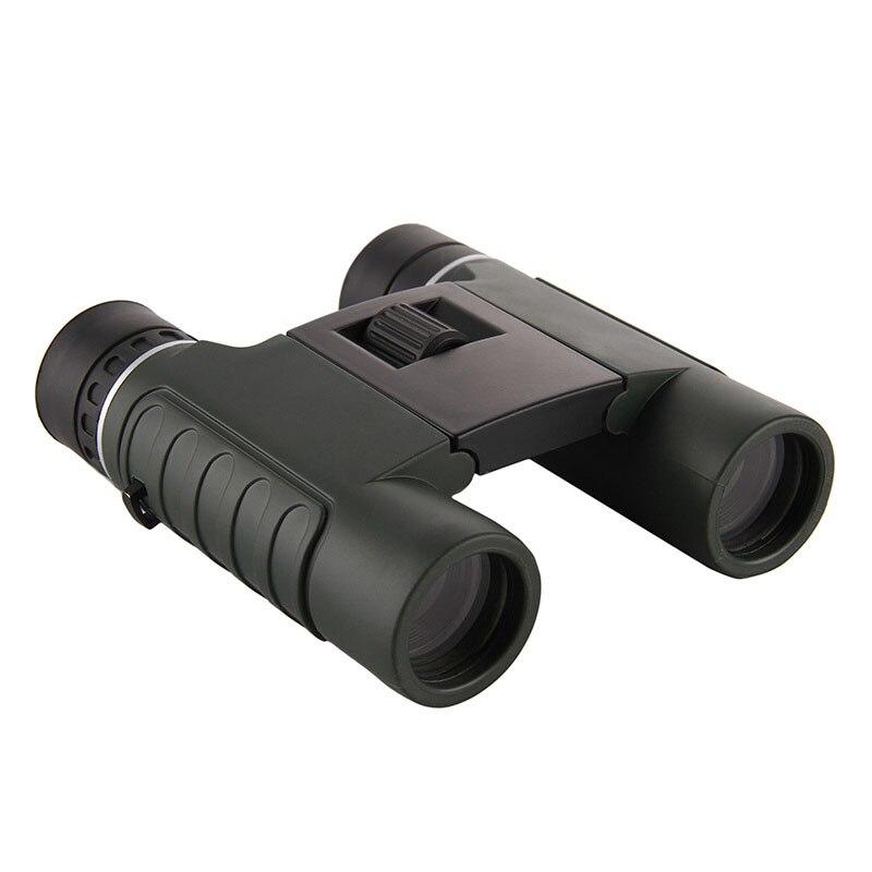 8X25 Binoculars High Power Optics lens Telescope for Hunting Outdoor Portable Spotting Scope 10x42 profession binoculars ranging high power hd portable hand power metal outdoor spotting scope souvenir fun for children