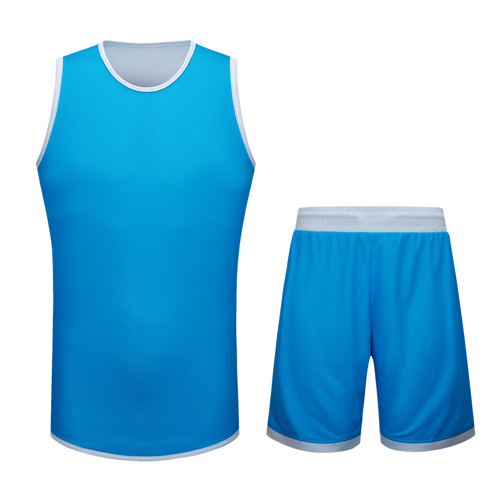 sanheng reversible basketball jersey set10