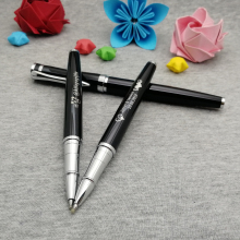 Free logo engraved company event stuff custom free with your name or brand on the pen body cap 50pcs/lot