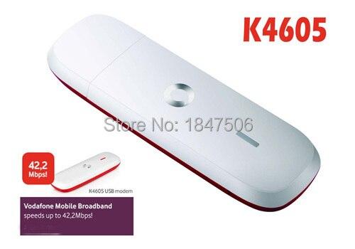 Lot of 10 Unlock Huawei Vodafone k4605 hspa usb modem 42mbps 4G modem PK huawei E372