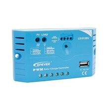 1pc x 10A LS1012EU EP EPEVER PWM LandStar Solar system Kit Controller Regulators With 5V USB