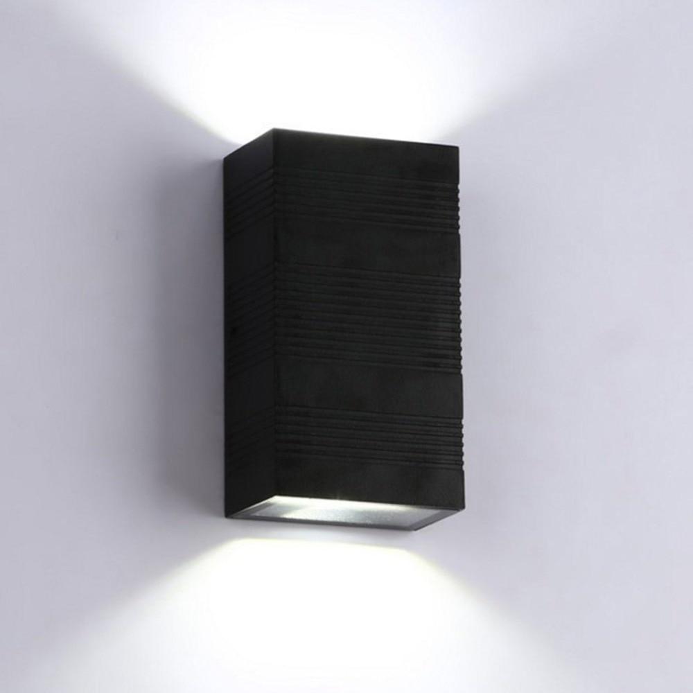 Licht & Beleuchtung Led-innenwandleuchten Zielsetzung Rechteck FÜhrte Wand Licht Schlafzimmer Veranda Hotel Wandlampen Lampe