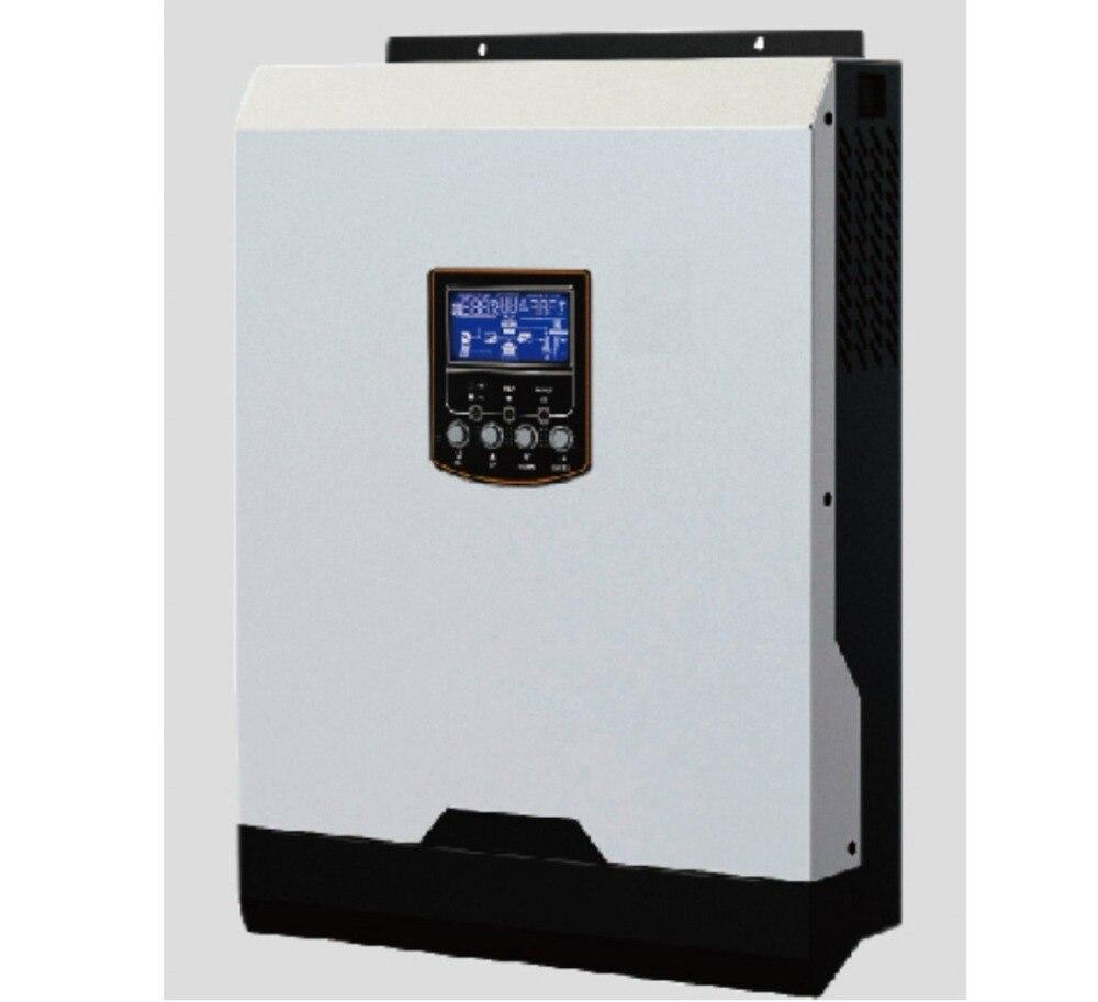 MPS-V Serie 24VDC 3200 W MPPT Solar Inverter Kombiniert Mit Batterie Ladegerät MPS-V-3000-24