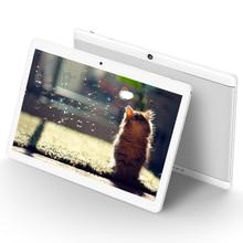 S109 de 10.1 pulgadas Android 7.0 Tablet Pc Quad Core 2 GB RAM 32 GB ROM Tableta Tabletas PC Construido En 3G Llamada de Teléfono de Doble Tarjeta SIM FM WIFI