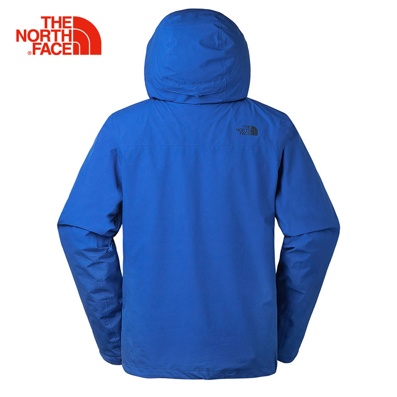The North Face Men Goose Down Hiking Jacket New Waterproof Warm Outdoor  Sports Comfortable Windproof Three-in-one Coats 365B e684b916e80f