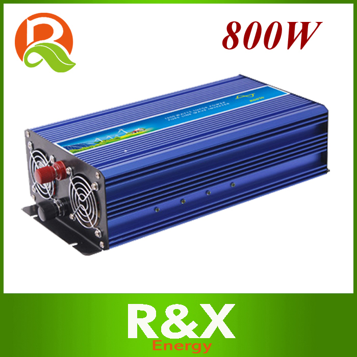 цена на 800W off grid pure sine wave inverter, 800w power inverter for wind&solar system. 12/24/48V DC to 100/110/120/220/230/240V AC.
