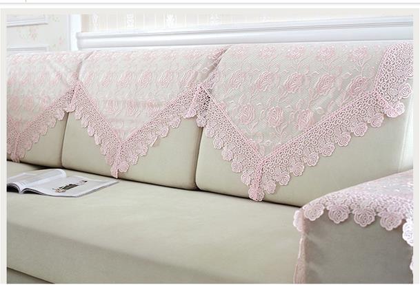 Be Pure Stoel : Bud zijde sofa cover terug van een stoel handdoek geborduurd