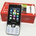 T1 doble tarjeta de doble modo de espera teléfono móvil 2.8 pulgadas de pantalla placa h-mobile T1