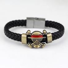 One Piece Naruto Attack on Titan Legend of Zelda Alloy Bracelets Bangles