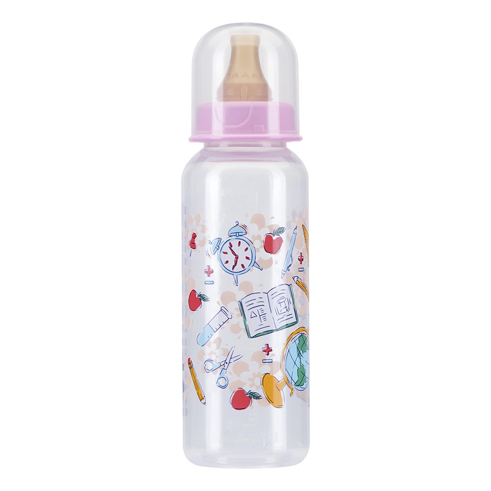 Bottles KURNOSIKI for girls and boys 11145 Bottle Feeding Cup Baby With straw plastic bottle 30ml pet clear bottle empty pet bottles e liquid e cig plastic dropper bottles with childproof cap