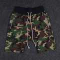 2016 Sweatpants Justin Bieber Kanye Yeezy Fear of God Trousers Mens Joggers Urban Clothing Casual Harem Camouflage Men Pants