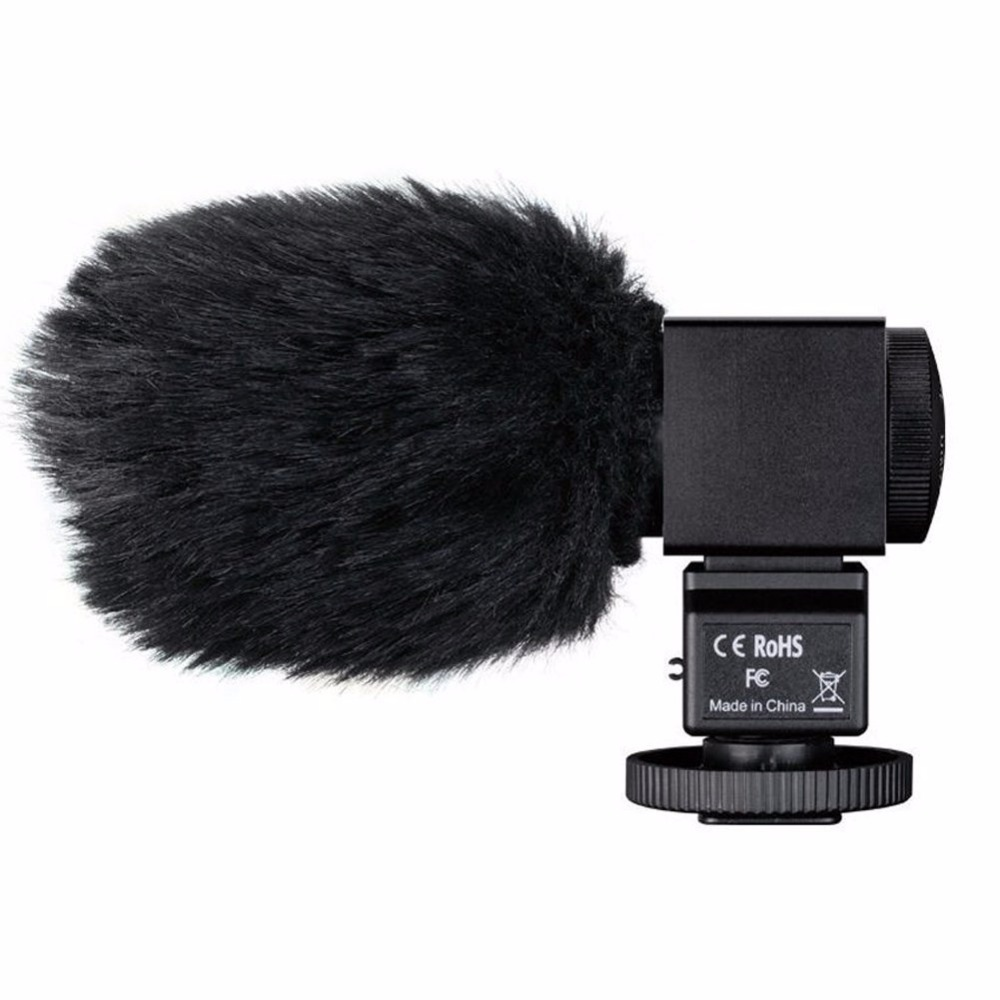 Microphone SGC 698 Pro Photography TAKSTAR MIC Interview On camera Microphone Recording Mic for Nikon Canon