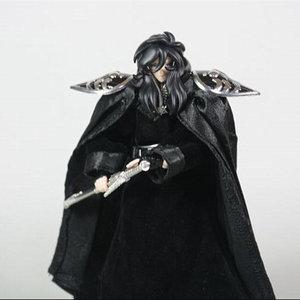 Image 3 - Patriot model Saint Seiya Cloth Myth Mufti Hades cloak metal sword / necklace SP001