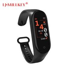 M4 Smart Bracelet Band High Quality New Label Fashional Portable Multifunctional Multilingual Wristband