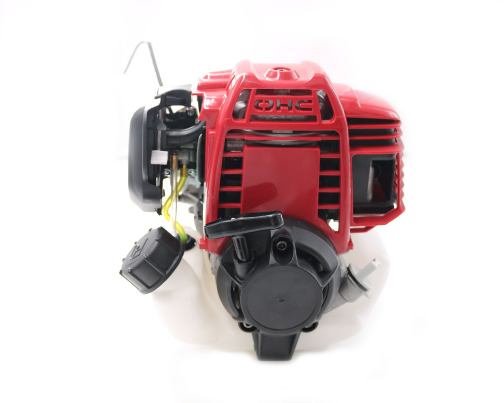 Garden Tools 2019 New Aftermarket 4 Stroke Engine Petrol Engine 4 Stroke Gasoline Engine For Brush Cutter Gx35 Engine 35.8cc Ce Approved Tools