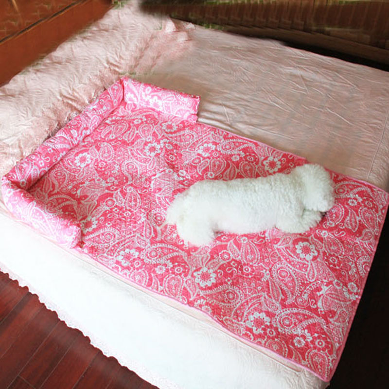 TAILUP-Luxury-Pet-Non-Slip-Sofa-Bed-Mats-100-Cotton-Dog-Foldable-Car-Seat-Cover-Print