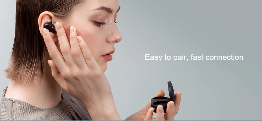 Original Xiaomi Redmi Airdots TWS Bluetooth Earphone Stereo bass Bluetooth 5.0 Eeadphones With Mic Handsfree Earbuds AI Control (13)
