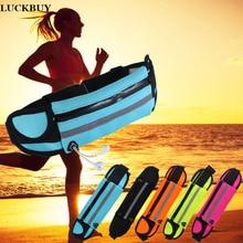 LUCKBUY 2017 New Waterproof Men Waist Belts Multifunctional Bum Pouch Fanny Cellphone Packs Women Bags Mens