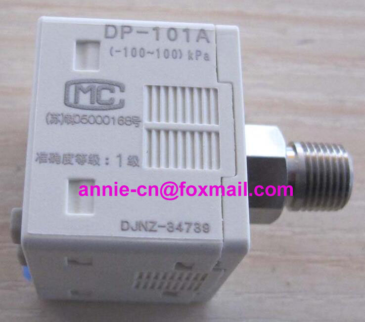 New and original DP-101A  Pressure switch  -100kPa to 100kPa new original pressure switch dg10u 3