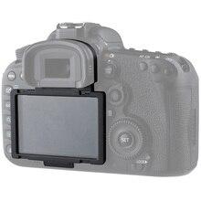 Японский оптического стекла ЖК-дисплей Экран Защитная крышка для Canon 7D2 7DII 7D Mark II 2 Камера DSLR